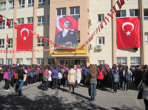 Ataşehir Mesleki Ve Teknik Anadolu Lisesi
