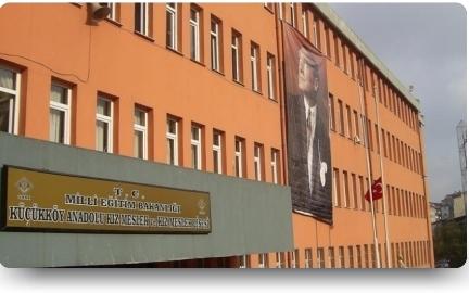 Küçükköy Mesleki Ve Teknik Anadolu Lisesi