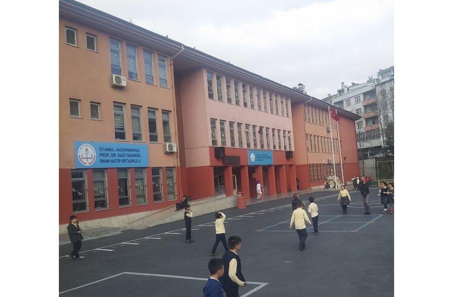 Prof. Dr. Gazi Yaşargil Ortaokulu